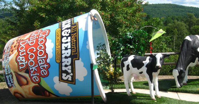 Scary Dairy: You Scream, I Scream… Monsanto Roundup Ice Cream
