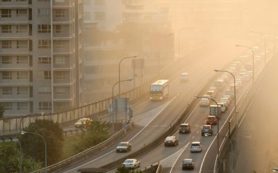Chemicals in Everyday Products Rival Cars as Source of Air Pollution