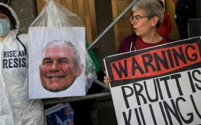 Insiders Admit Trump's EPA Burying Cancer-Causing Chemical Study Unfriendly to Industry