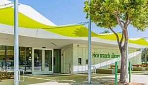 Santa Monica Library - Pico Branch