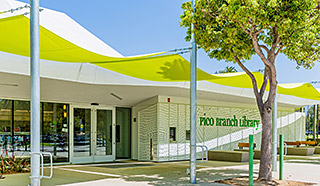 Santa Monica Library - Pico Branch