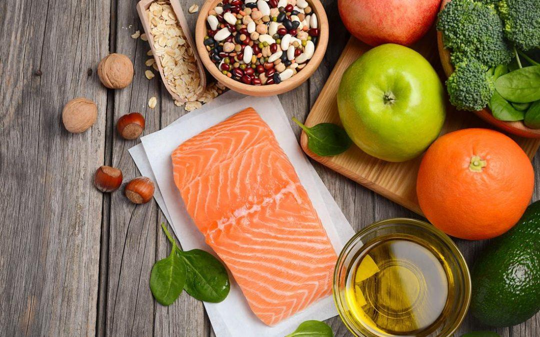 Mediterranean diet promotes anticancer bacteria in the breast