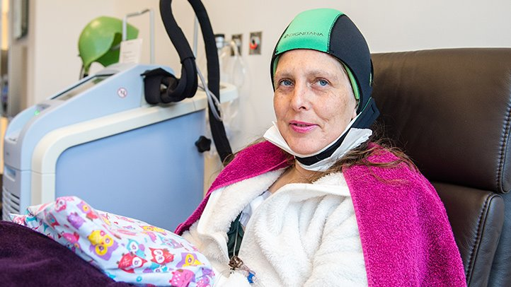 Can Cooling Caps Prevent Chemotherapy Hair Loss?