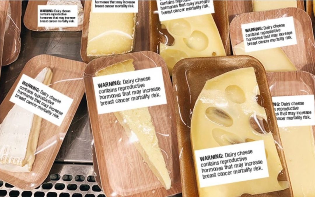 'Cheese Should Carry Cancer Warning' Say Doctors