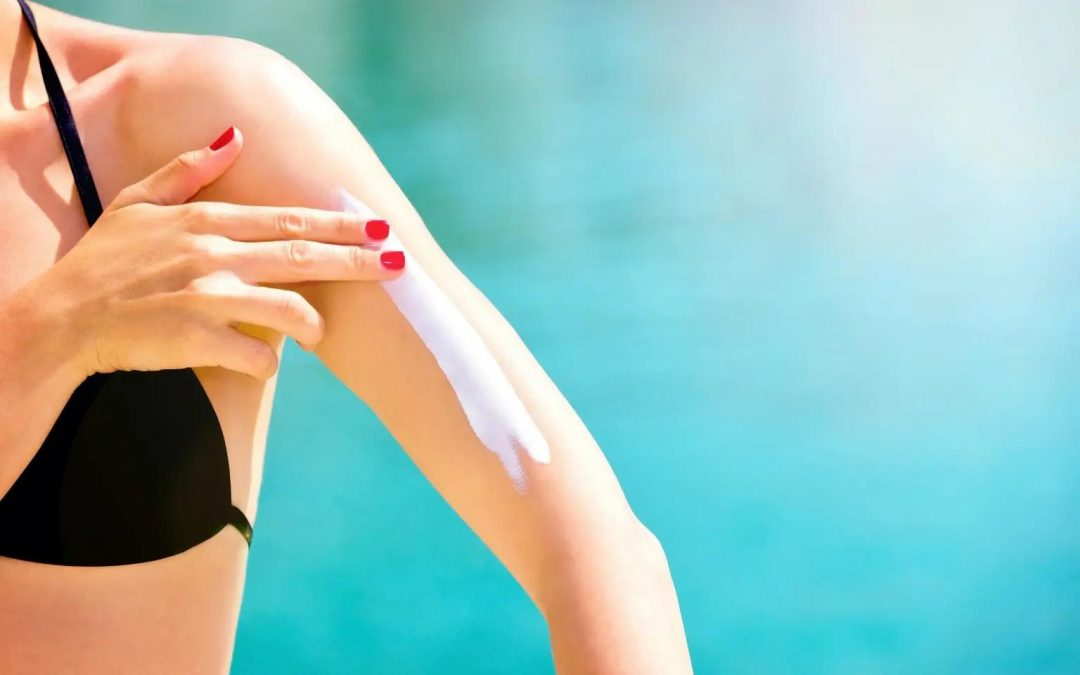 FDA study suggests that sunscreen chemicals accumulate in the body at high levels