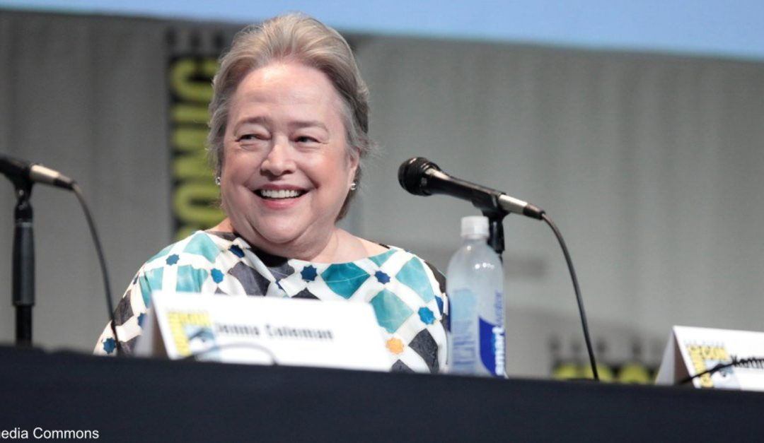 Kathy Bates Speaks Out About Her Lymphedema, And We Think More People Should