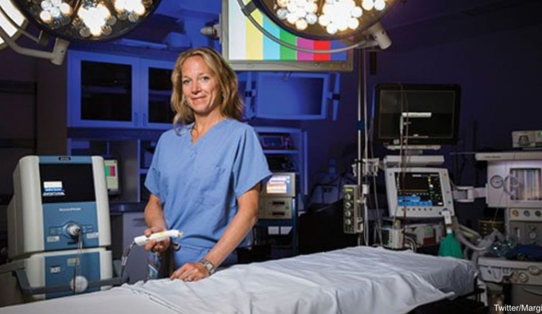 This Innovative Technology Reduces the Need for Second Surgeries