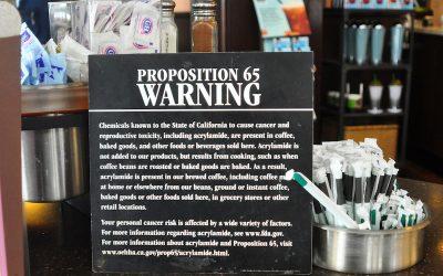 California Regulator Praised for 'Landmark' Proposal to List 'Forever Chemical' as Carcinogen